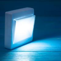 LED светильник с выключателем